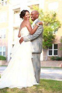 Keshawn and her husband