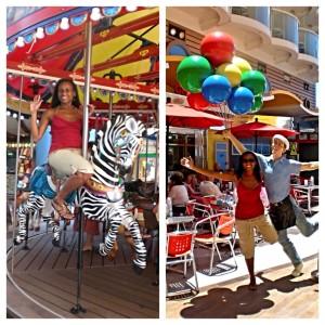 Feel like a kid again on The Boardwalk!