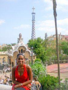 Park Guell Gingerbread House
