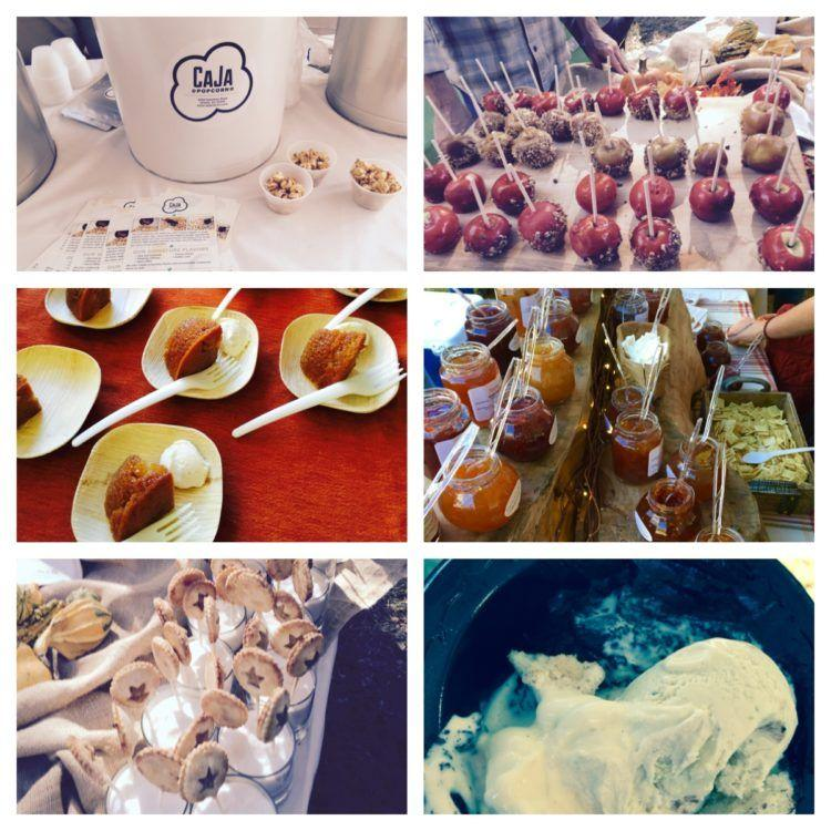 Delicious desserts at Afternoon in the Country in Atlanta