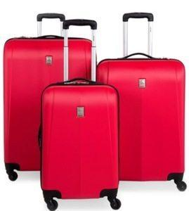 Pretty Delsey Free Style Hardside Spinner Luggage. Perfect for travelers!