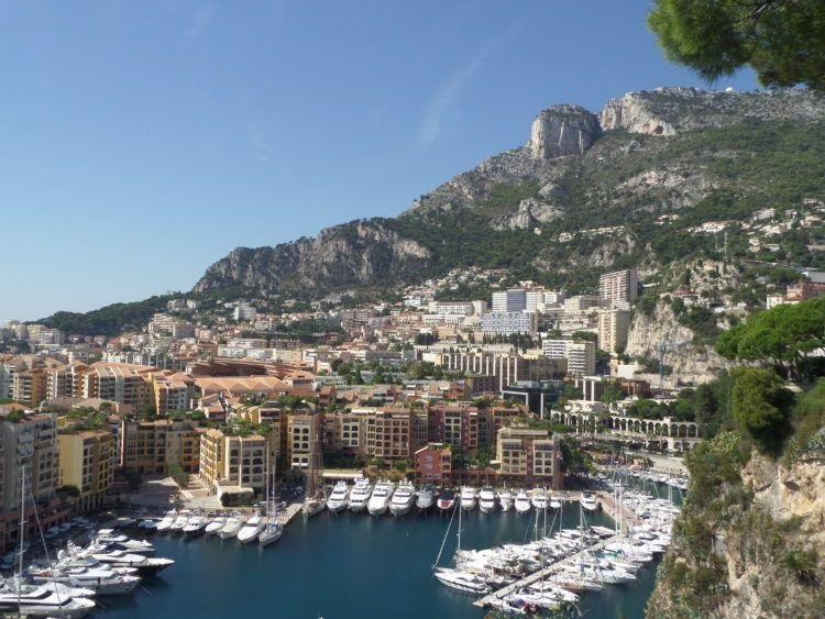 Monaco in the French Riviera