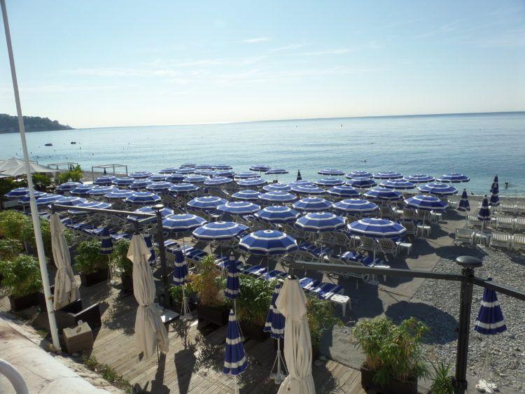 Ponchettes Beach-Nice-The French Riviera