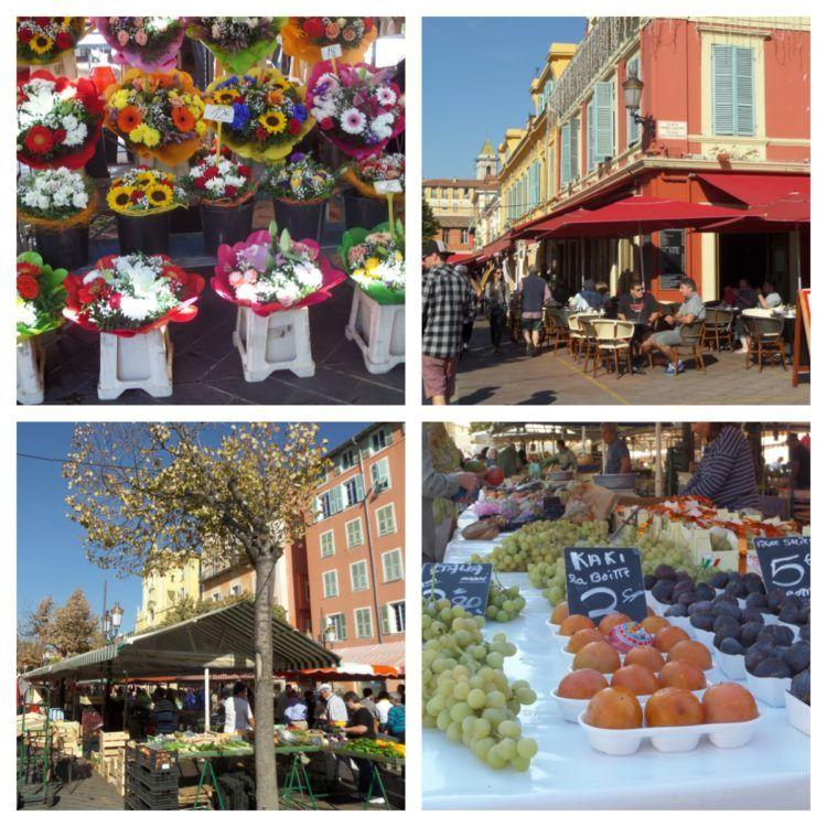 The Farmer's Market in Nice-The French Riviera