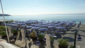 Ponchettes Beach in Nice-The French Riviera