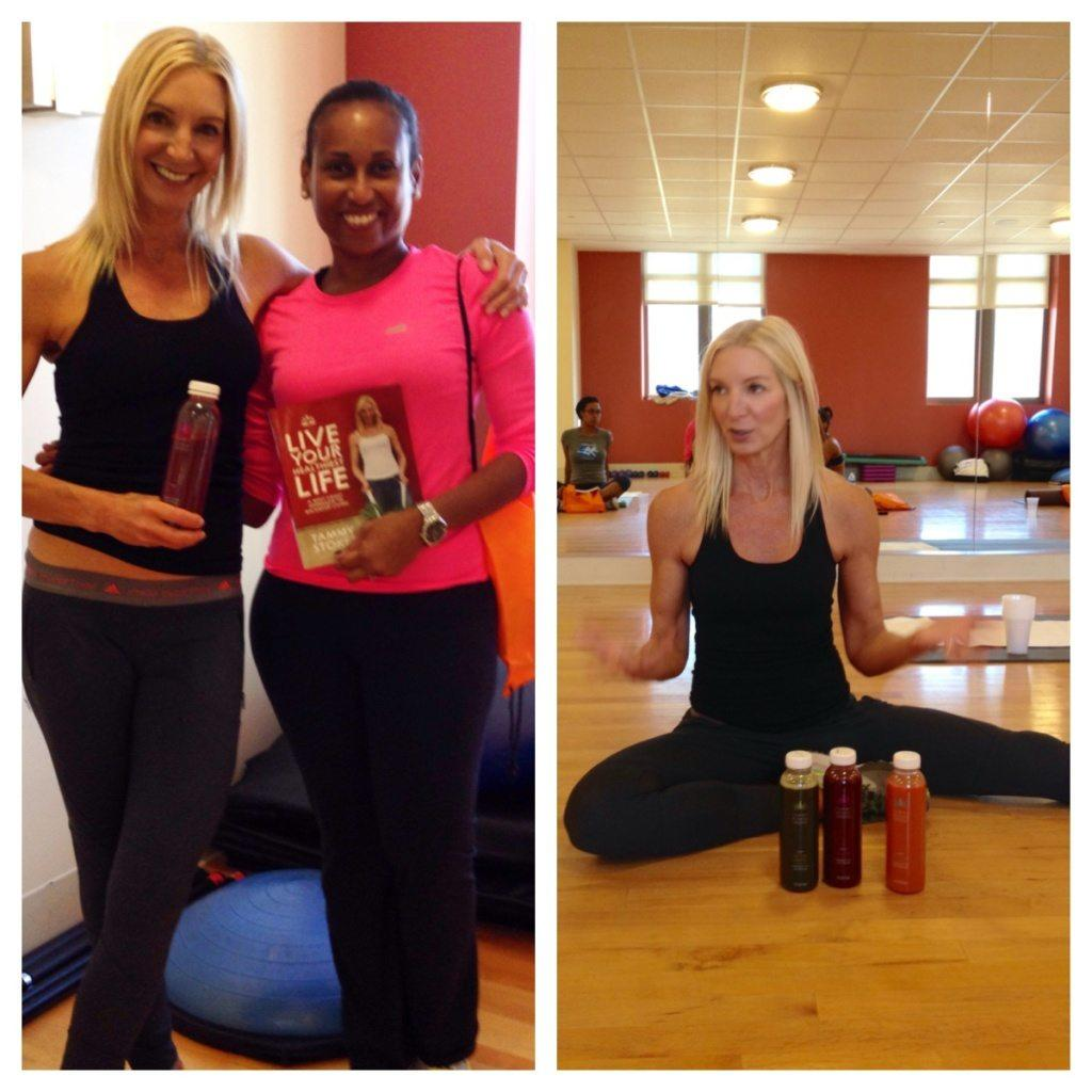 Get Fit with Tammy Stokes Lifestyle!