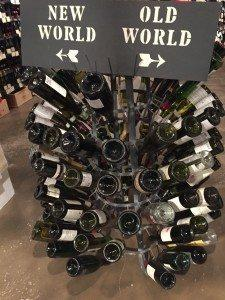 Old World & New World Wine at Perrine's Wine Shop