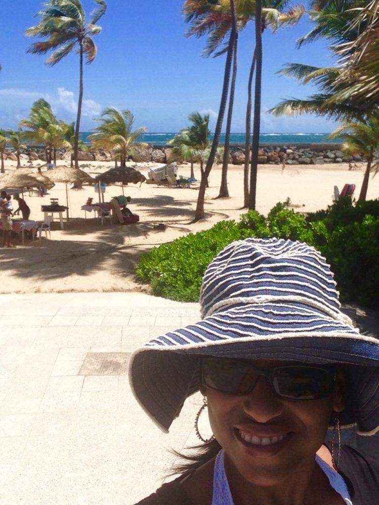 Sun and Fun on El Condado Beach in San Juan
