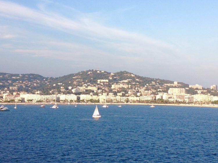 Amazing views while cruising the Mediterranean Sea on Norwegian Epic
