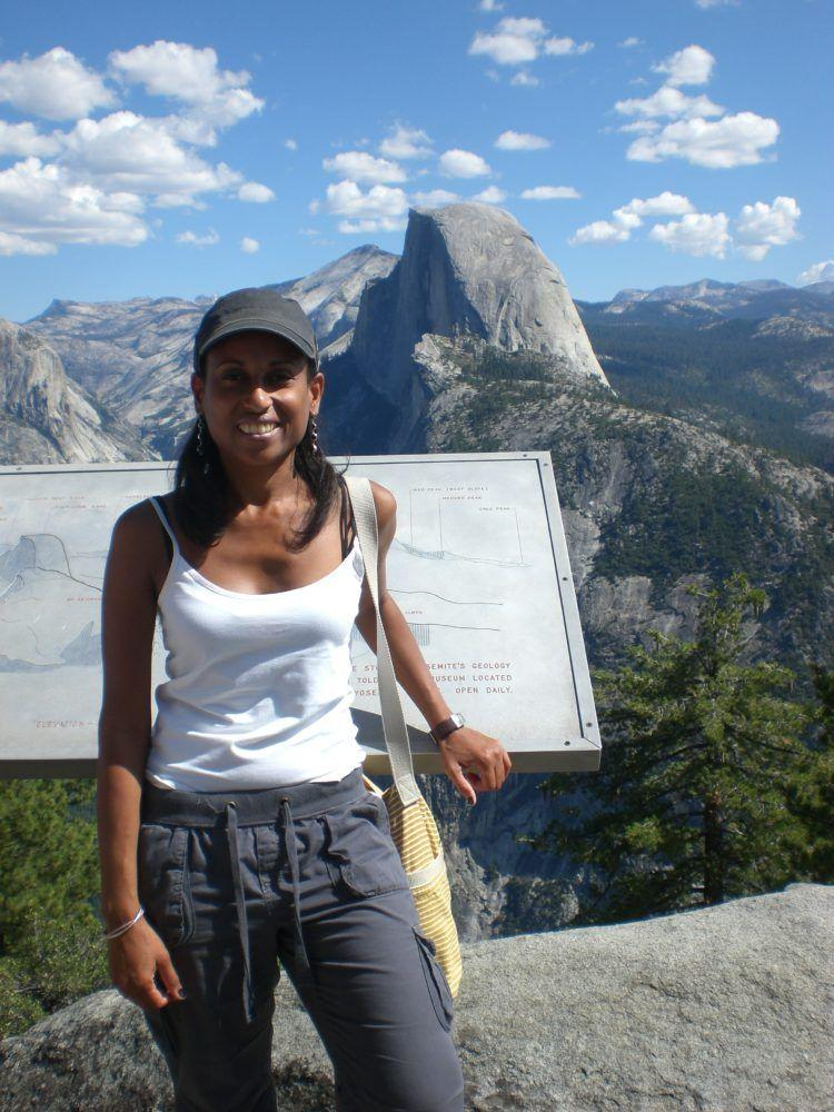 Eat Pray Love in Yosemite National Park