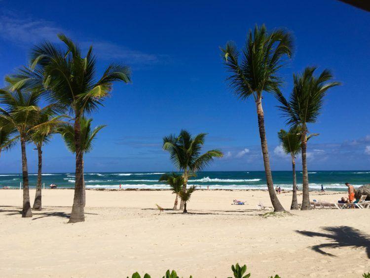 Resort Review: Hard Rock Hotel Punta Cana:Perfect Beach, Sand, Ocean, Sun and Palm Trees at Hard Hotel Punta Cana.