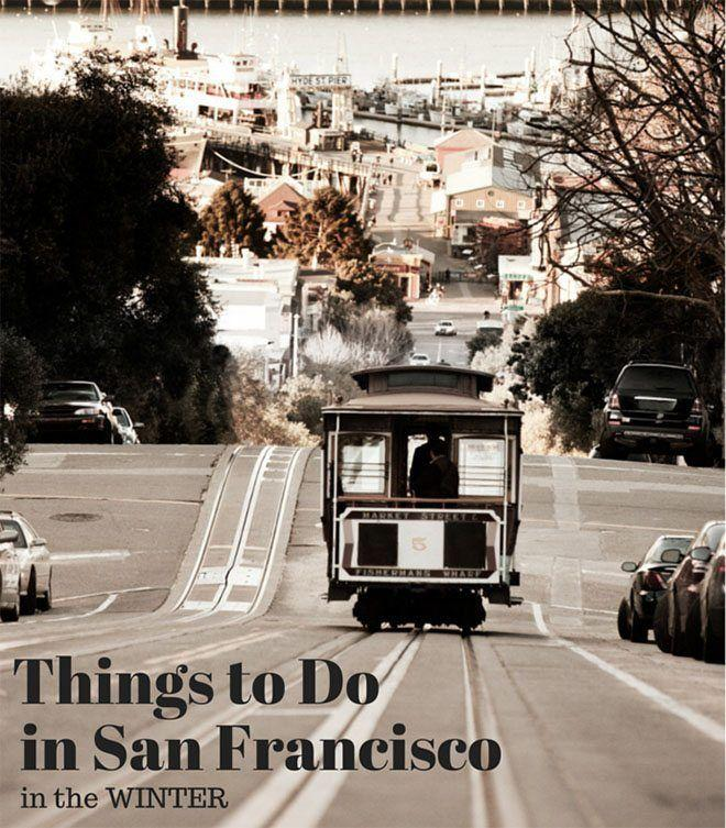 Things to Do in San Francisco in the Winter. Courtesy of Misadventures with Andi.