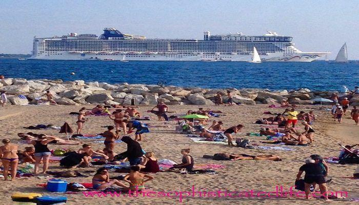 Cruising the Mediterranean Sea on Norwegian Epic!