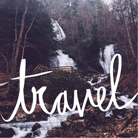 Travel! Courtesy of Musings of a Wanderer