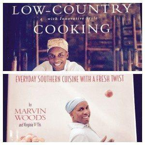 Chef Marvin Woods of Asante Restaurant in Atlanta. Coastal Soul Cuisine!