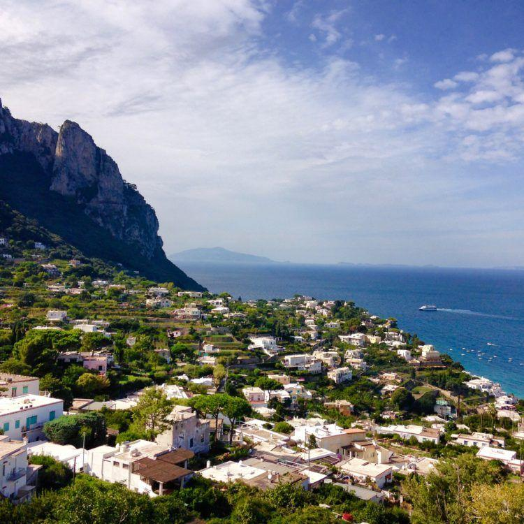 Travel to the Romantic Isle of Capri in Italy!