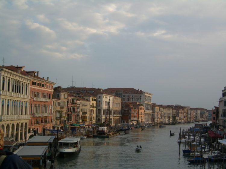 The 5 Most Romantic Cities in the World! The Grand Canal in Venice, Italy