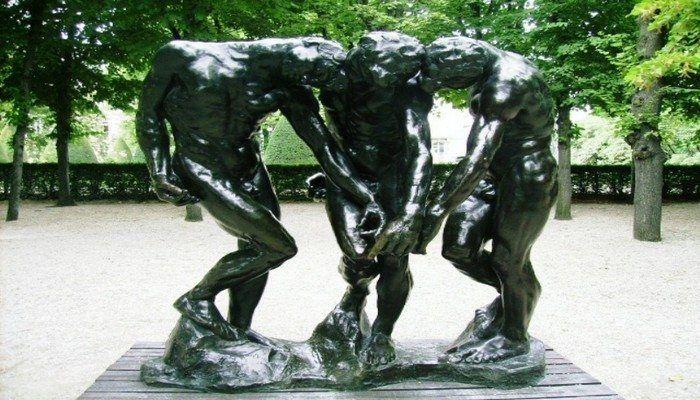 Paris: Favorite Sites in the City of Lights. Sculpture at the Rodin Museum!