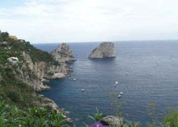 Travel to the Romantic Isle of Capri!