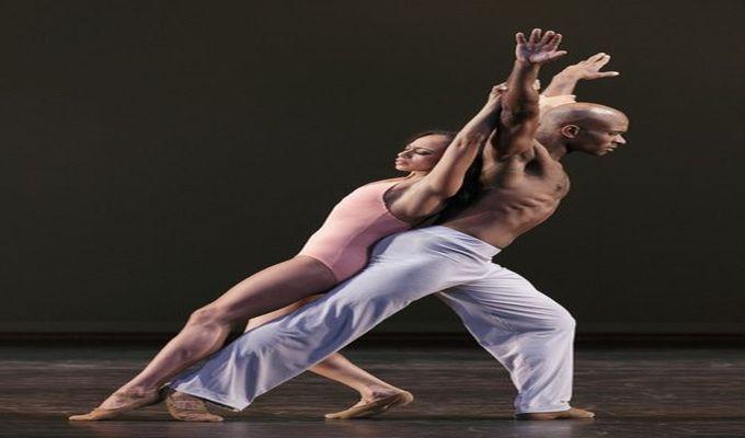 A conversation with Alvin Ailey Dancers-Glenn & Linda Sims!