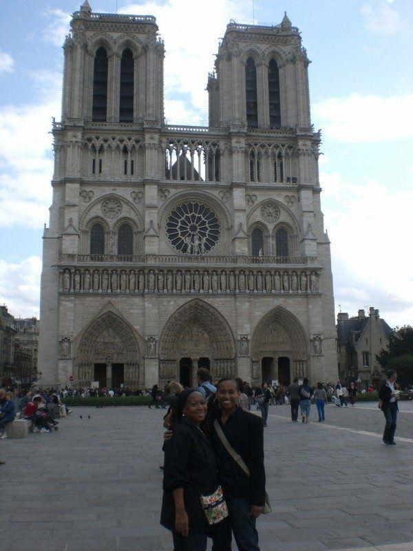 Paris Favorite Sites in the City of Lights. Notre Dame.