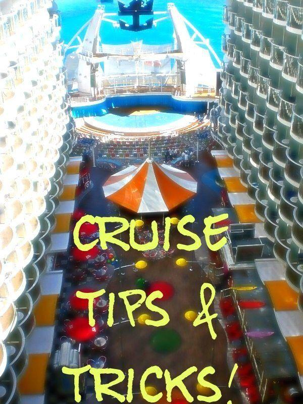 Cruise Tips & Tricks! Perfect for newbies and frequent cruisers! Learn how to save money on cruises, how to book tours/excursions, which dining options to pick & much more! Crusing made fun & simple with these tips & tricks!