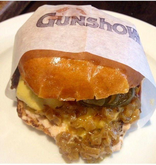 The Best Burger Restaurants in Atlanta! Read my favorite picks including Gunshow, Ann's Snack Bar, Holeman and Finch and many more!