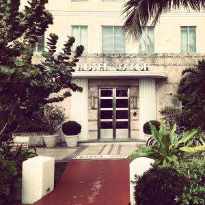 Miami Beach Hotel Review: Hotel Astor! Read a travel blogger's review of this Art Deco South Beach hotel located only 2 blocks from the beach!