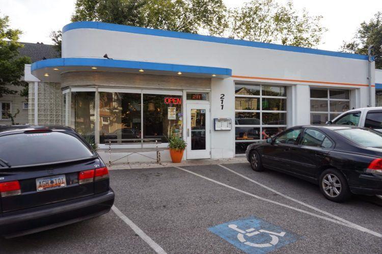 Fuel Restaurant in Charleston South Carolina.