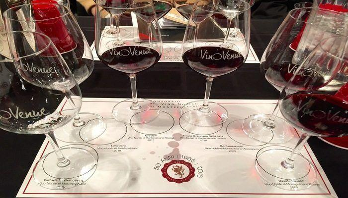 uscany Wine Tasting! Wines of Montepulciano! Learn about Italian red wines from this beautiful region!