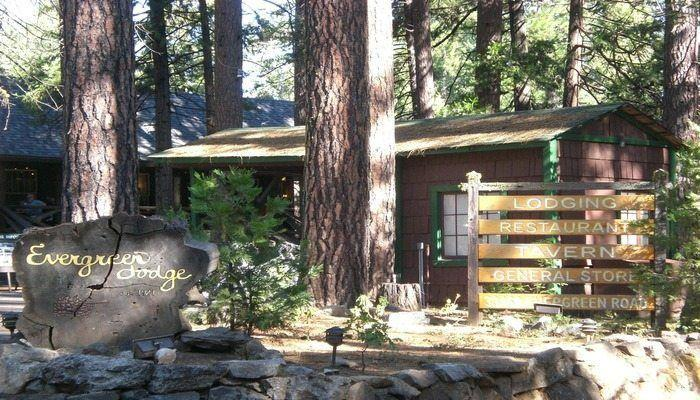 Go Glamping at Evergreen Lodge at Yosemite National Park!