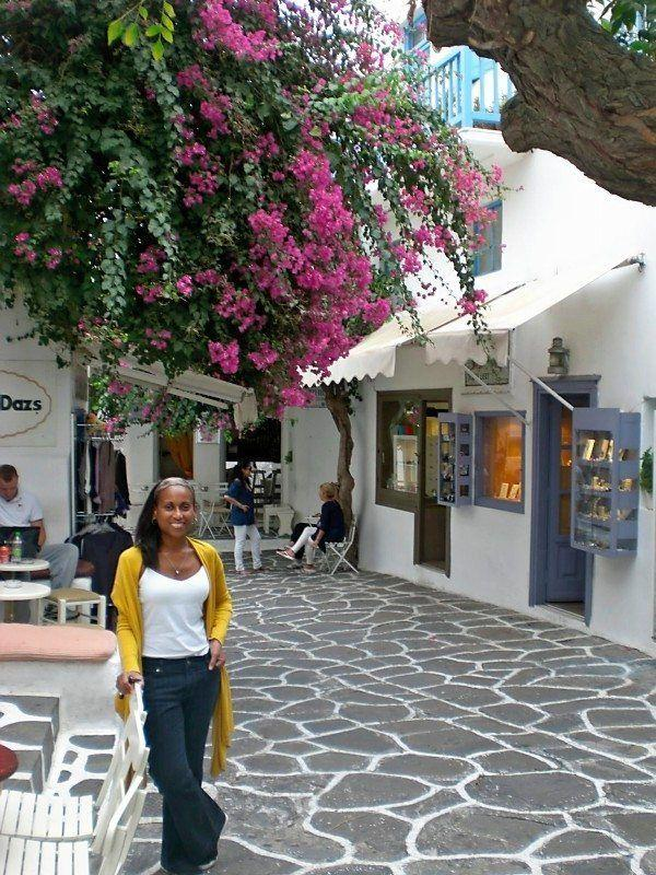48 hours in Mykonos, things to do in mykonos, things to see mykonos, best restaurants mykonos, travel tips mykonos, 48 hours in Mykonos: Things to Do & See! Travel to this popular Greek Isle to eat delicious Greek food, shop, party and take in amazing white architecture! You will not regret visiting Mykonos in Greece!