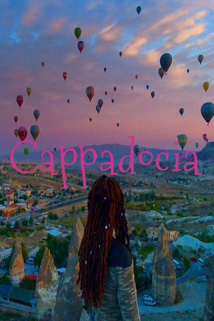 Cappadocia Hot Air Balloon Ride in Turkey! Read about this once in a lifetime experience! Definitely a travel bucket list item!