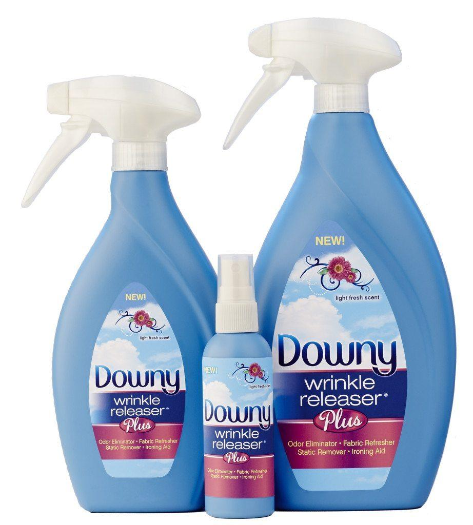 Favorite Travel Apps & Products. Downy Wrinkle Releaser Plus!
