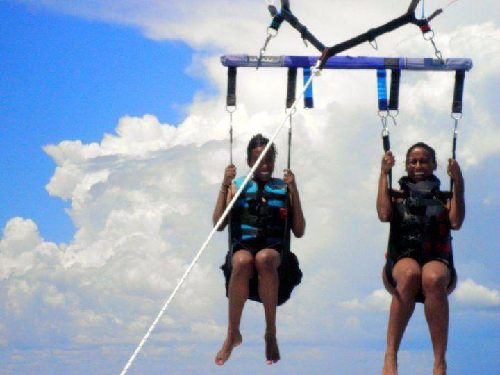 Bucket List Travel Adventures! Read about my experiences Parasailing over Marco Island, Whale Watching in Monterey, Horseback riding on the beach in Punta Cana and much more!