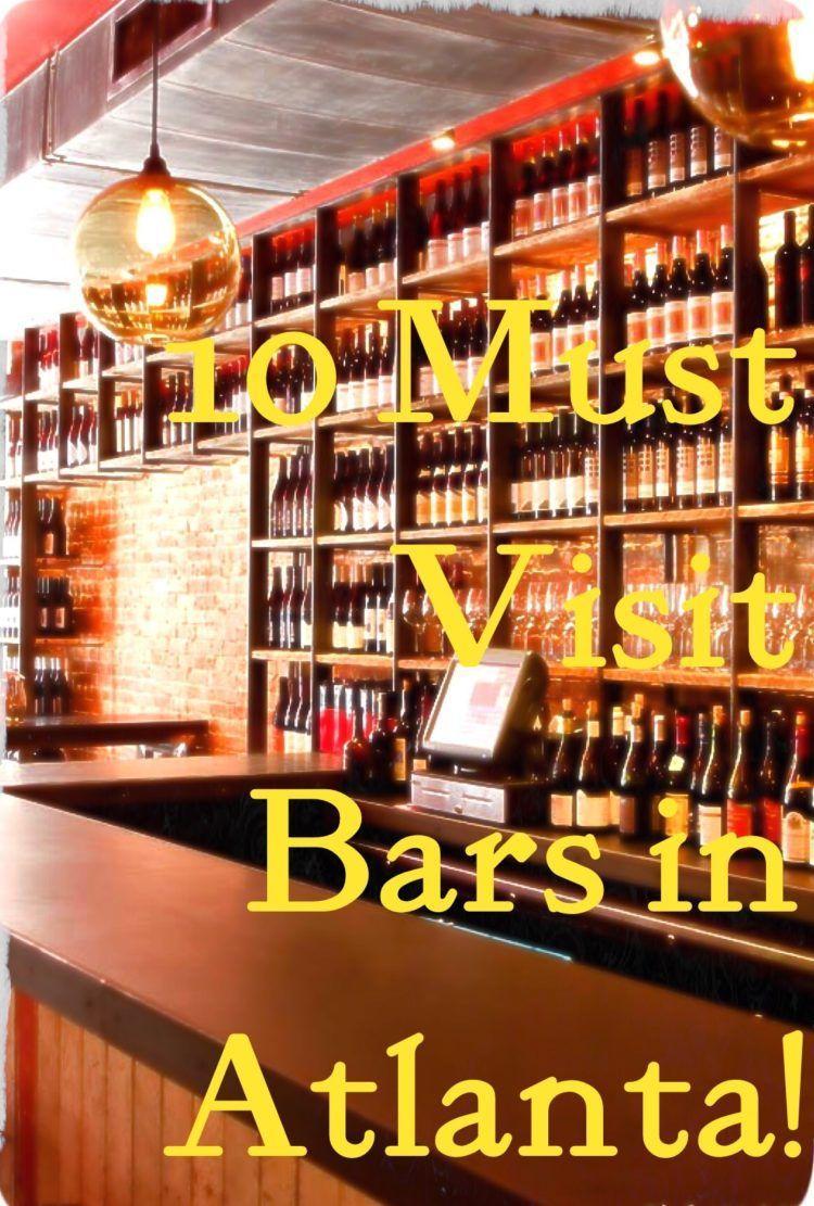 Atlanta bars images 89