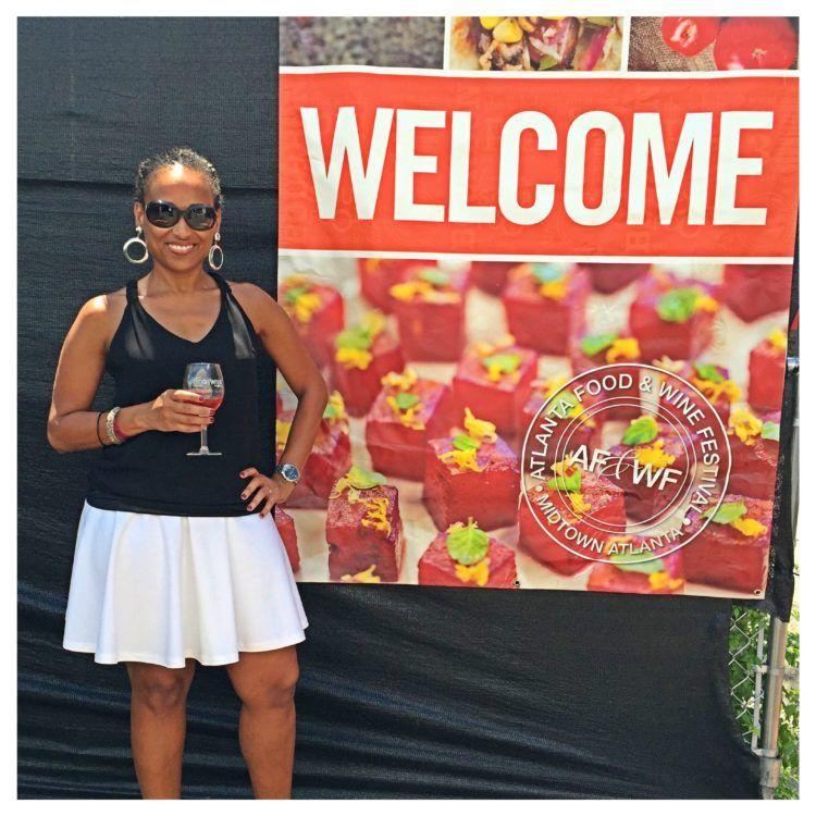 Highlights of the 2015 Atlanta Food and Wine Festival! Wine tastings, Chef demos, Tasting tents and more! Southern food and Chefs at their finest! Perfect for foodies!