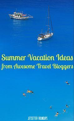The June Jetsetter Roundups theme is on summer vacation ideas! Whether you are thinking about a trip in the U.S. to New Mexico, California or the Grand Canyon or taking off to Europe to Italy, Croatia or Greece-read these blog posts from travel bloggers around the world for planning tips and information!