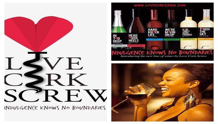 Love Cork Screw Wine: An interview with founder Chrishon Lampley. A black female entrepreneur!