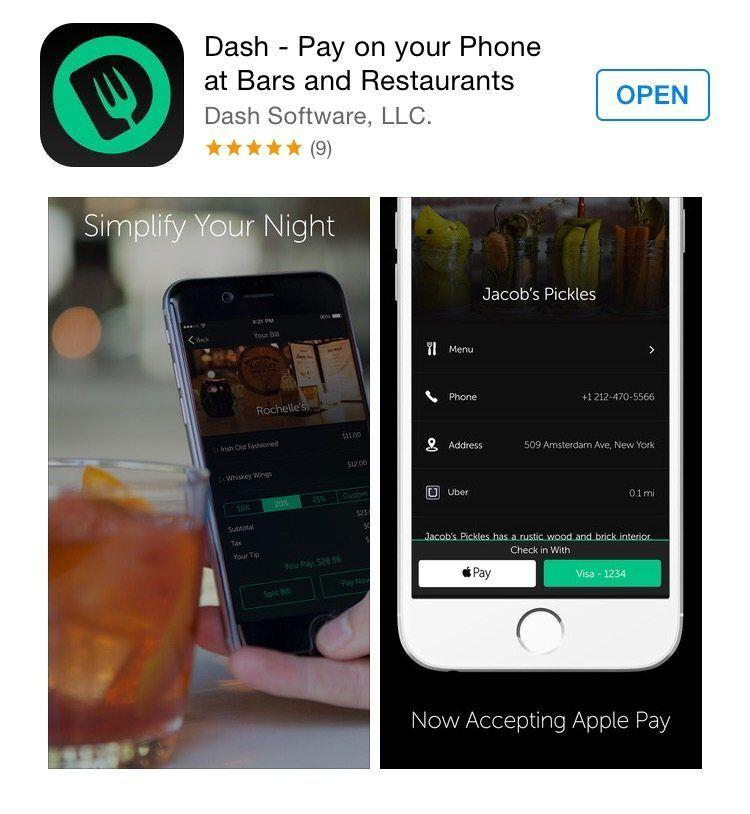 Paying with Dash at The Spence Restaurant! Learn about this new dining app which is perfect for foodies and read my restaurant review of The Spence in Atlanta!