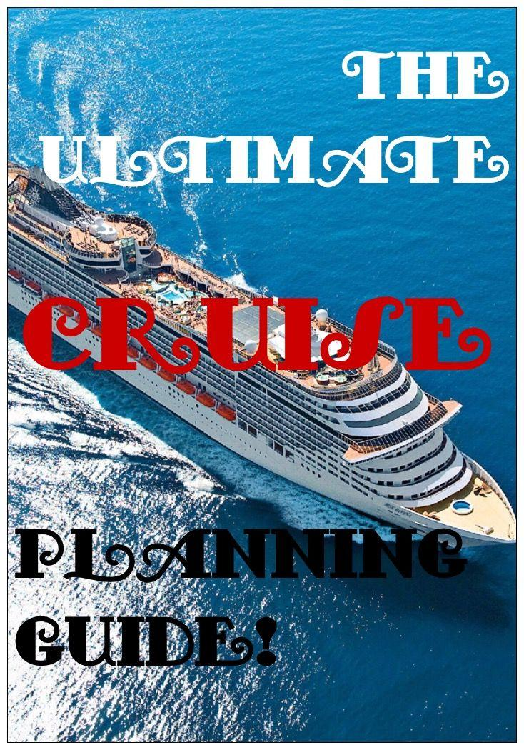 The Ultimate Cruise Planning Guide! Plan the perfect cruise with this round up of posts from travel bloggers and cruise experts!