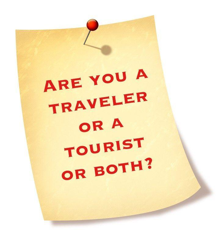 Are you a traveler or a tourist or both? How do you experience the world? Read what a travel writer has to say on this heated topic!