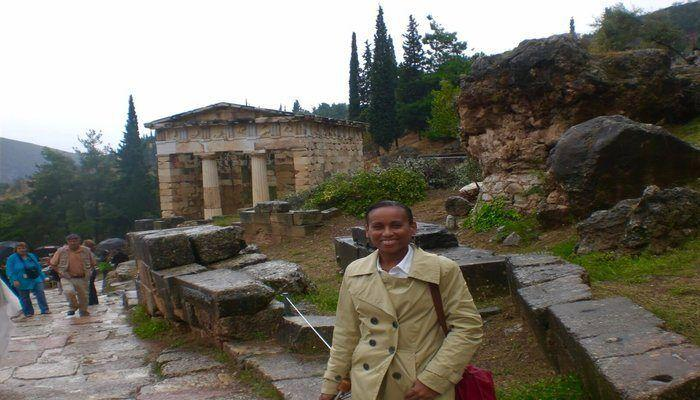 Visit Delphi Greece! A historic day trip from Athens!