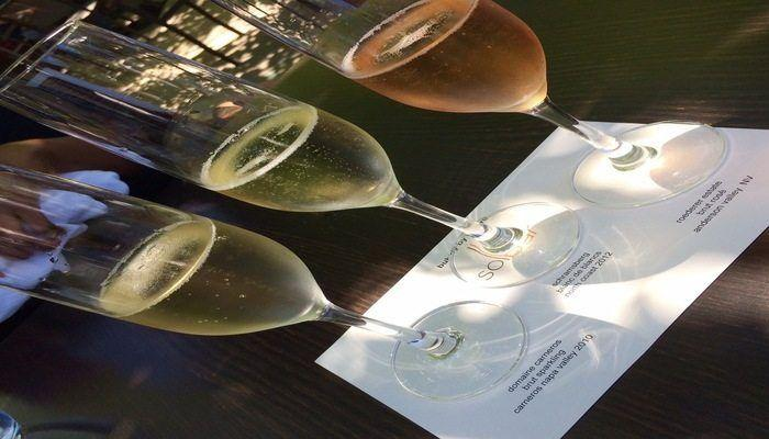 What's the difference between Champagne and sparkling wine and Prosecco and Cava and...