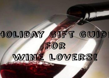 Holiday Gift Guide for Wine Lovers! A Roundup of unique wine gifts!