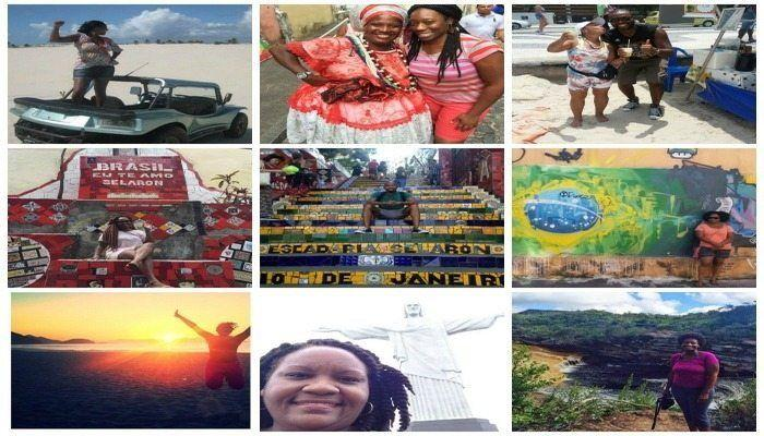 Black History Month Travel Takeover!! During the month of February The Sophisticated Life will be celebrating and featuring black travelers in Afro-Latino countries! First up is Brazil!