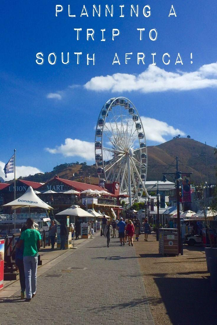 South Africa travel, Planning a trip to South Africa, South Africa travel guide, A step-by-step travel guide on when to go, where to stay, what to pack & more!
