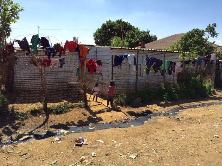 Street Scenes from Soweto South Africa