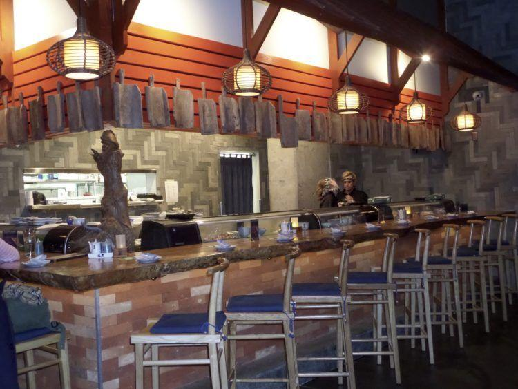 Doraku Sushi Atlanta: A Restaurant Review.