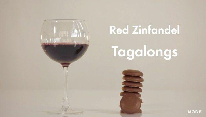 Girl Scout Cookie Wine Pairings!